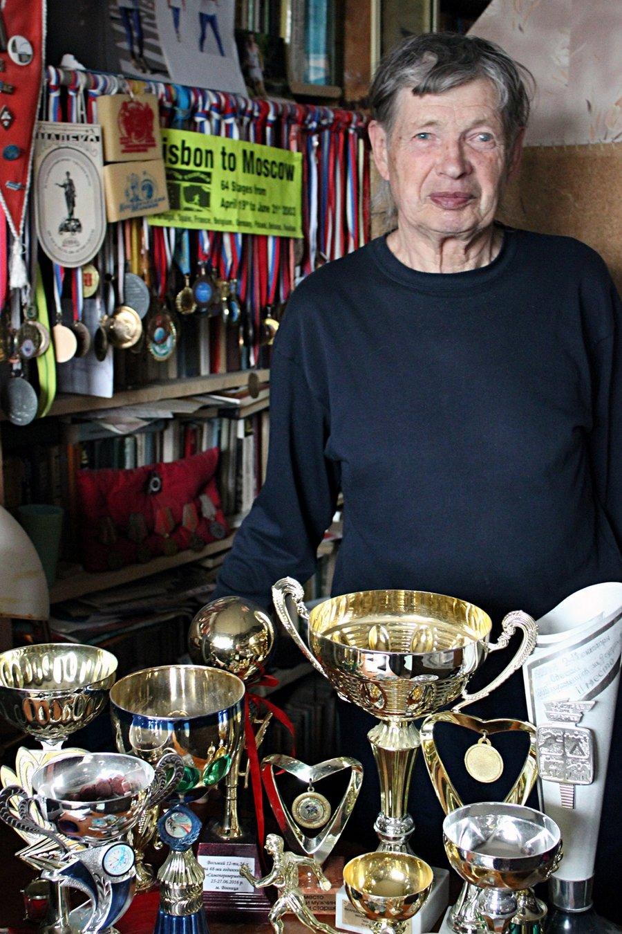 Бегом от старости: в Новополоцке живет 75-летний марафонец, фото-2
