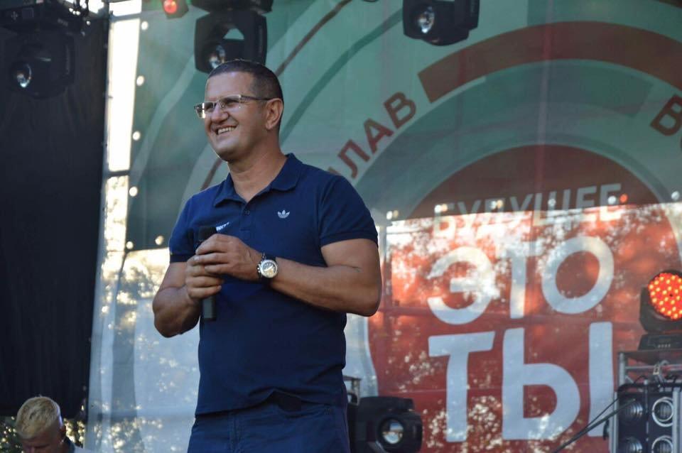 В Авдеевке отметили День металлурга и горняка (ФОТО), фото-1