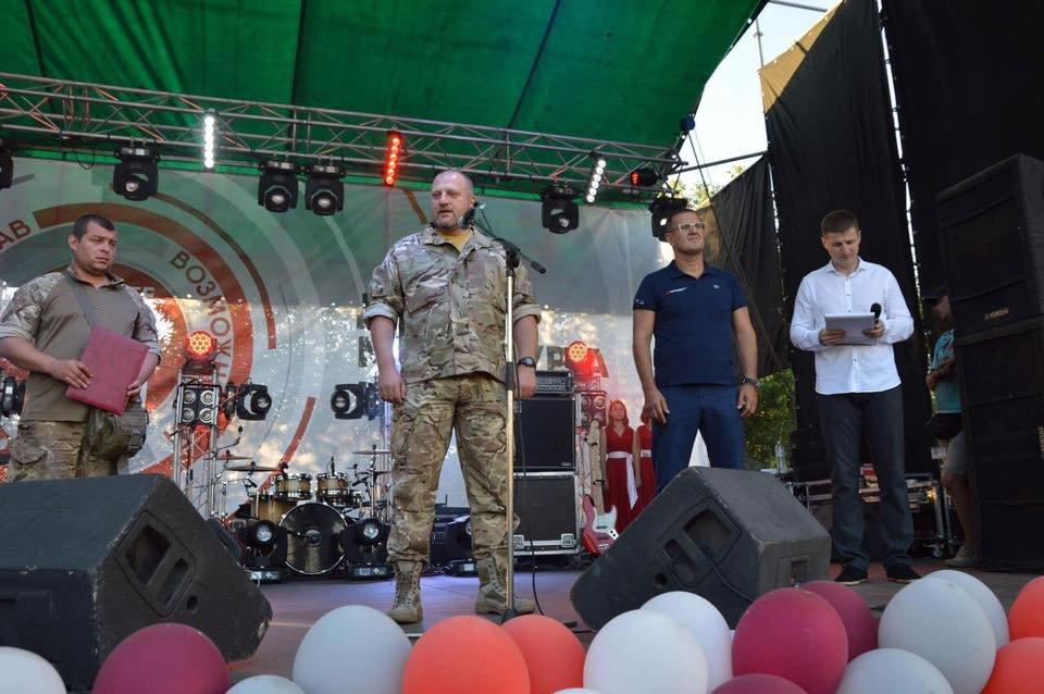 В Авдеевке отметили День металлурга и горняка (ФОТО), фото-5