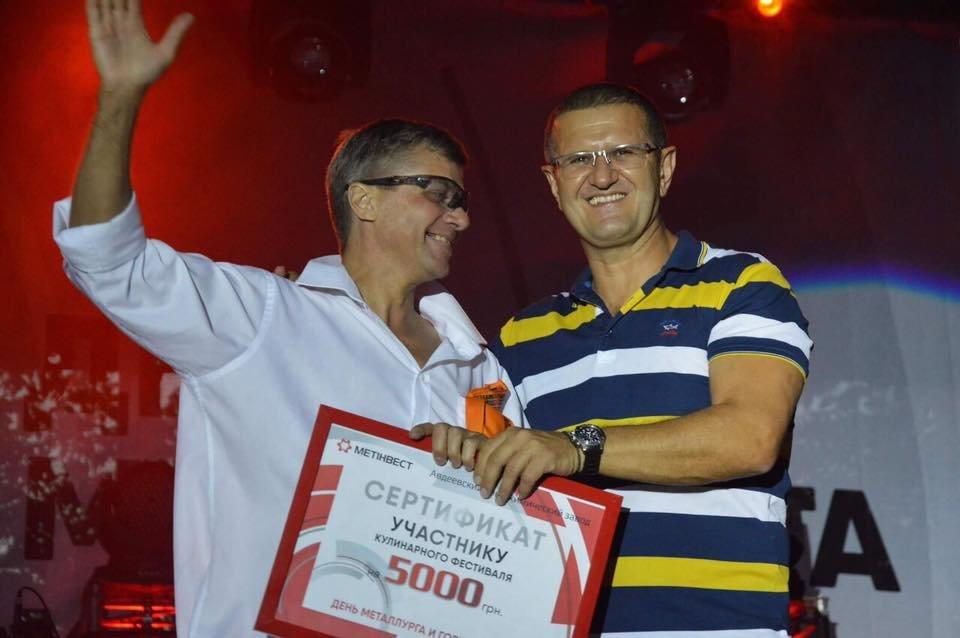 В Авдеевке отметили День металлурга и горняка (ФОТО), фото-10