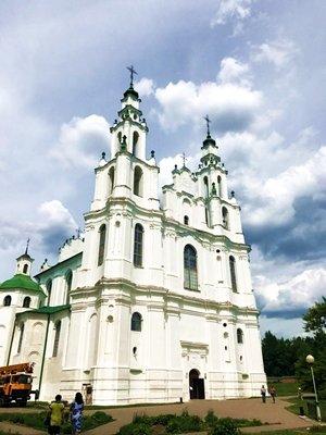 «Едешь среди развалин до самого центра» и «город-сказка». Мнения туристов, которые впервые посетили Полоцк, фото-9