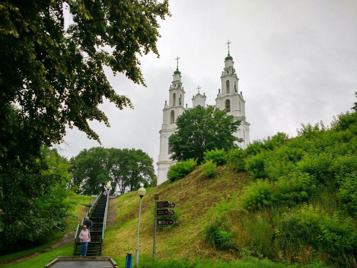 «Едешь среди развалин до самого центра» и «город-сказка». Мнения туристов, которые впервые посетили Полоцк, фото-3