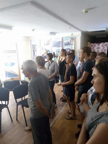 В Народном музее истории города Авдеевки презентовали выставку известного украинского правозащитника (ФОТО), фото-1