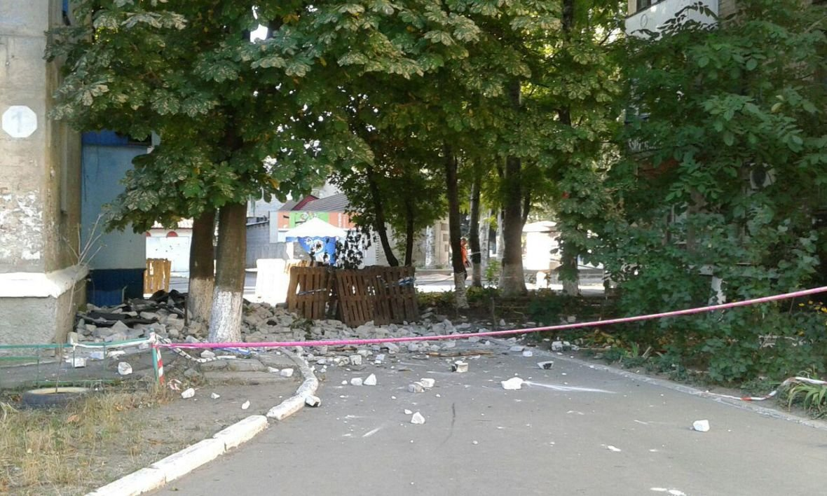 На Гагарина,1 кипит работа по расчистке завалов (ФОТОФАКТ), фото-5