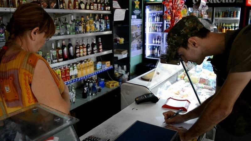 Правоохранители провели рейд по торговым заведениям Авдеевки (ФОТО), фото-2