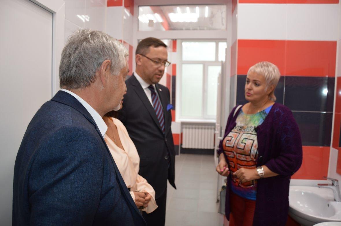 Авдеевку посетила делегация Министерства Иностранных Дел Польши (ФОТООТЧЕТ), фото-16