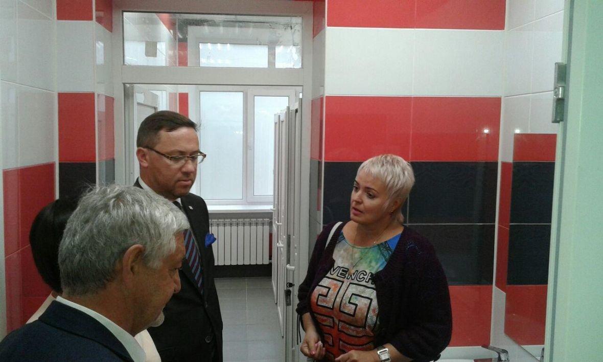 Авдеевку посетила делегация Министерства Иностранных Дел Польши (ФОТООТЧЕТ), фото-10