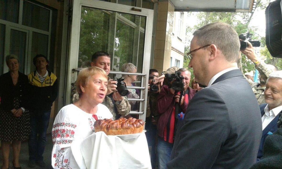 Авдеевку посетила делегация Министерства Иностранных Дел Польши (ФОТООТЧЕТ), фото-14