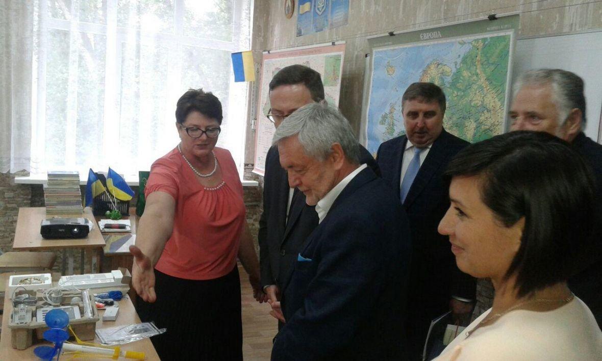 Авдеевку посетила делегация Министерства Иностранных Дел Польши (ФОТООТЧЕТ), фото-13