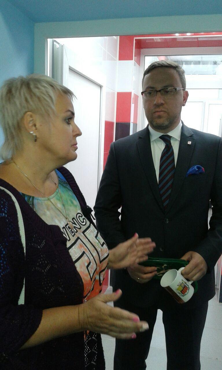 Авдеевку посетила делегация Министерства Иностранных Дел Польши (ФОТООТЧЕТ), фото-9