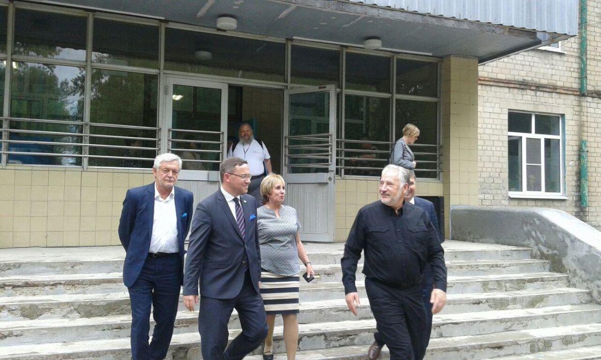 Авдеевку посетила делегация Министерства Иностранных Дел Польши (ФОТООТЧЕТ), фото-3