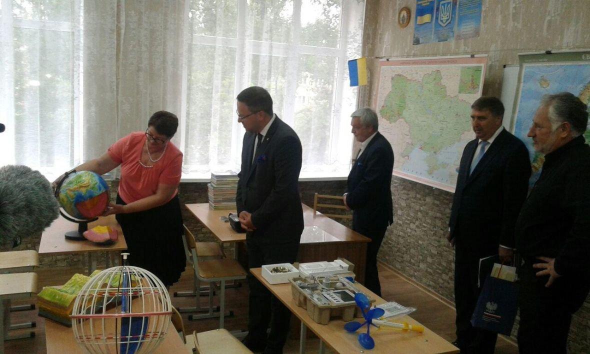 Авдеевку посетила делегация Министерства Иностранных Дел Польши (ФОТООТЧЕТ), фото-12