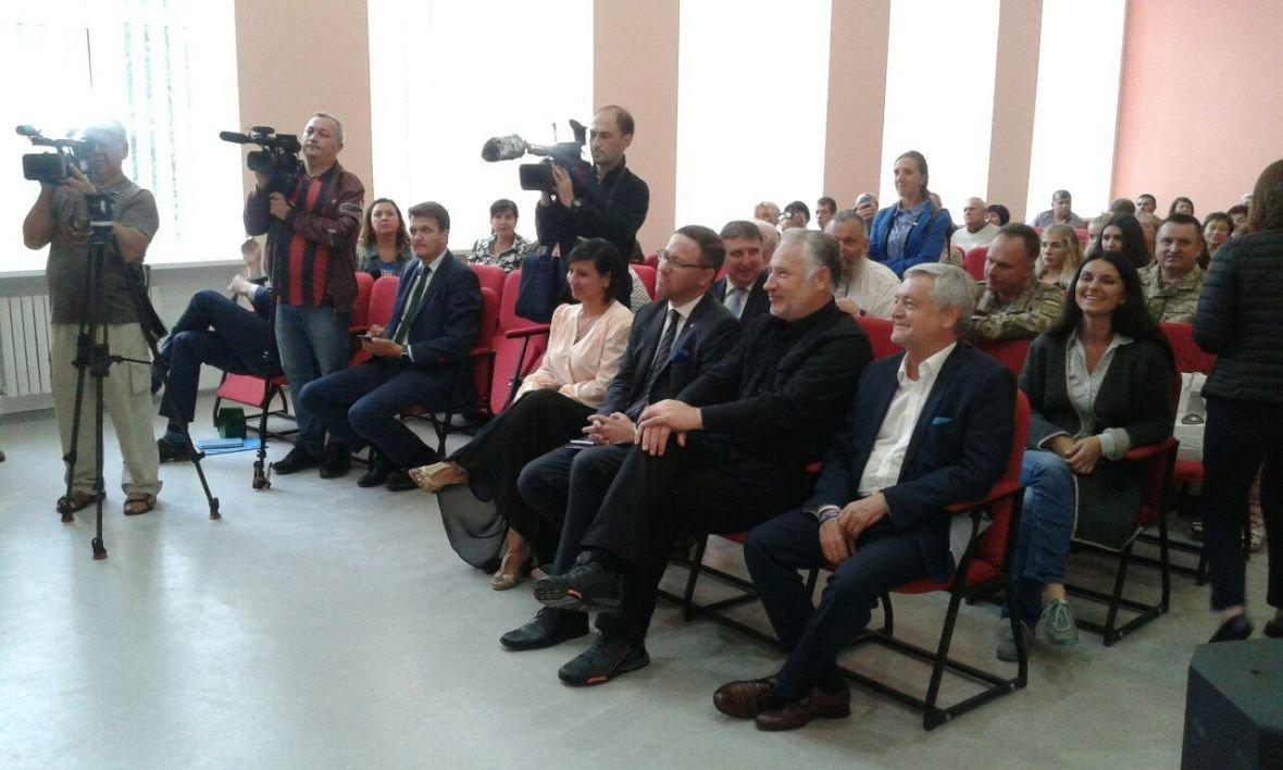 Авдеевку посетила делегация Министерства Иностранных Дел Польши (ФОТООТЧЕТ), фото-4