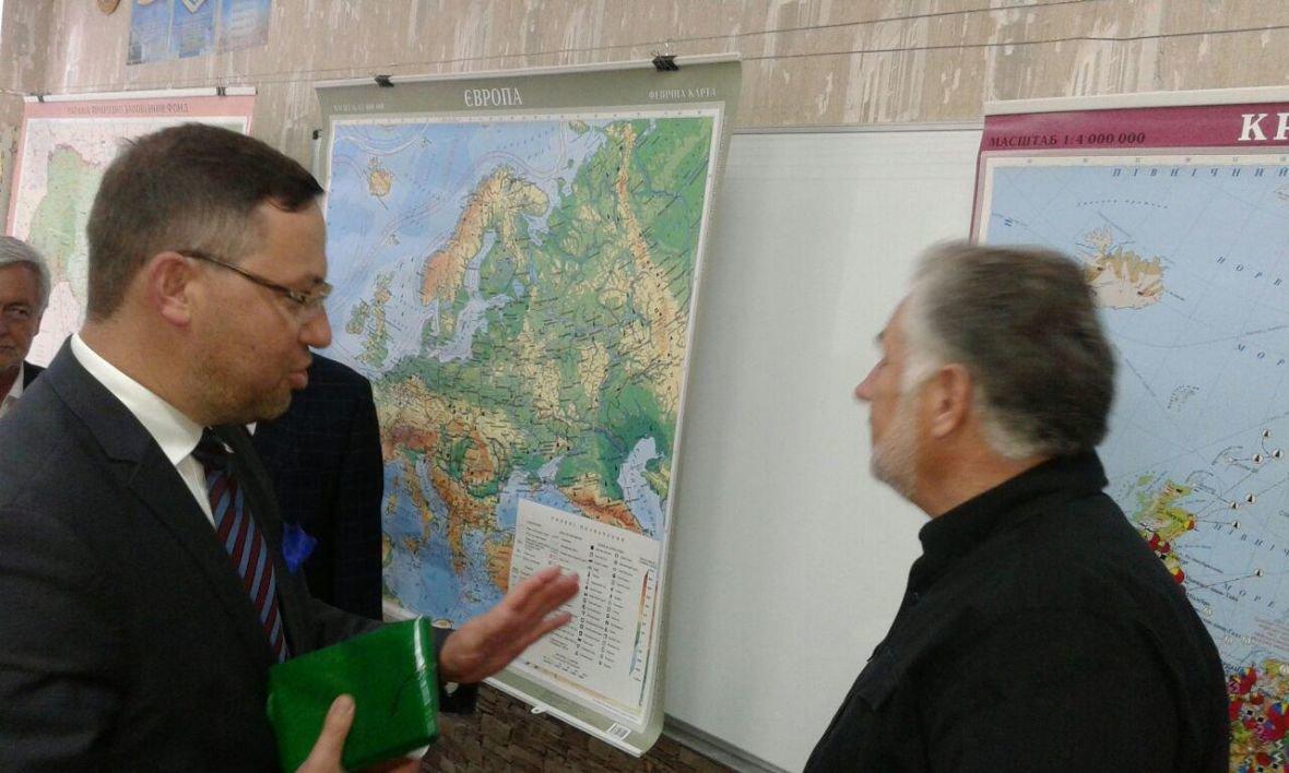 Авдеевку посетила делегация Министерства Иностранных Дел Польши (ФОТООТЧЕТ), фото-11