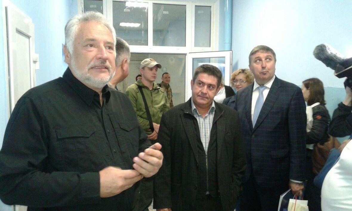 Авдеевку посетила делегация Министерства Иностранных Дел Польши (ФОТООТЧЕТ), фото-8