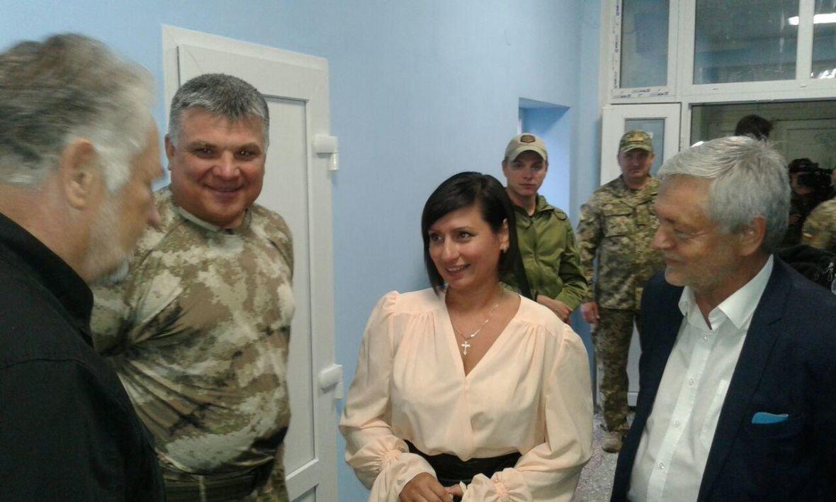 Авдеевку посетила делегация Министерства Иностранных Дел Польши (ФОТООТЧЕТ), фото-7