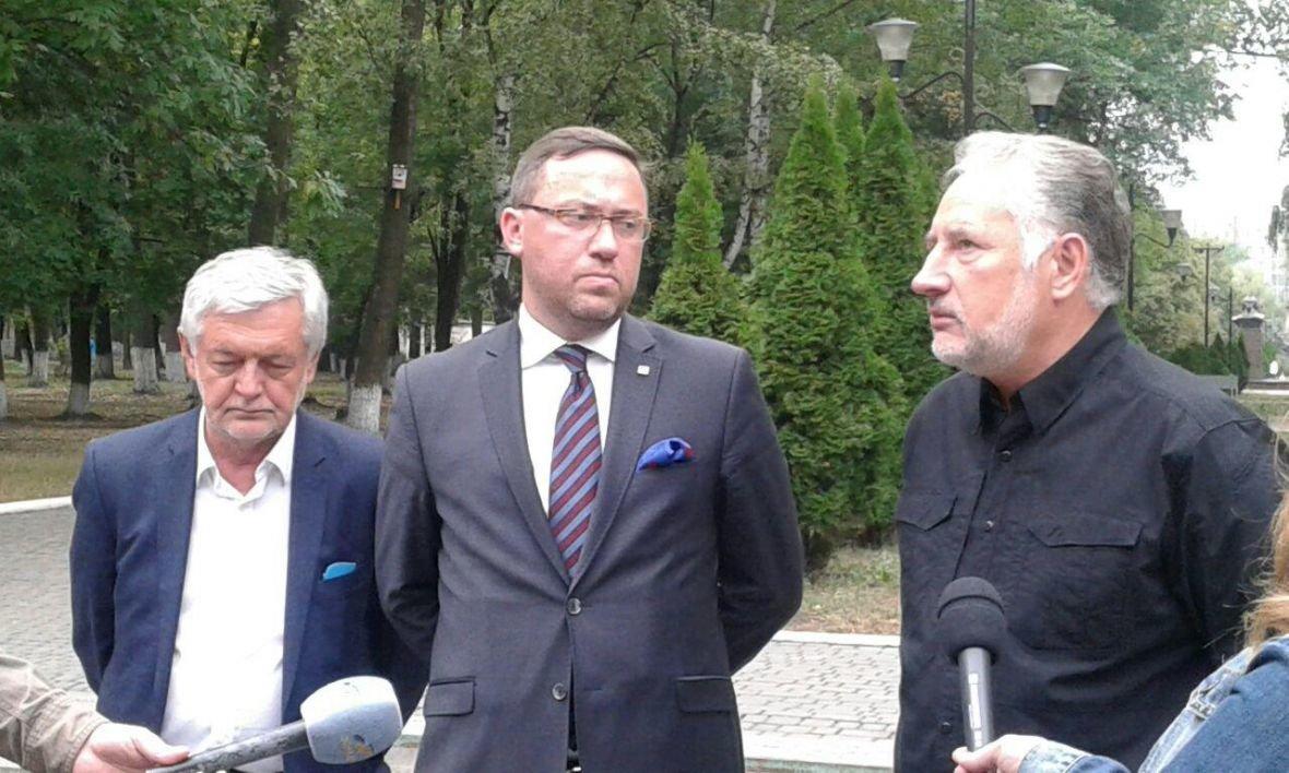 Авдеевку посетила делегация Министерства Иностранных Дел Польши (ФОТООТЧЕТ), фото-1