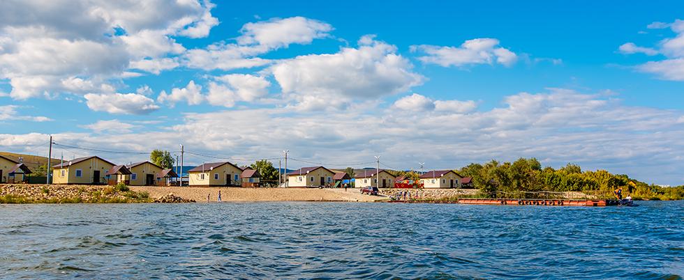 День рыбака панорама в ПНГ