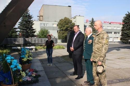 В Авдеевке почтили память освободителей Донбасса (ФОТОФАКТ), фото-2