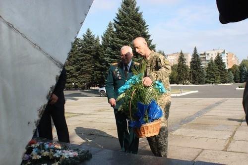 В Авдеевке почтили память освободителей Донбасса (ФОТОФАКТ), фото-1