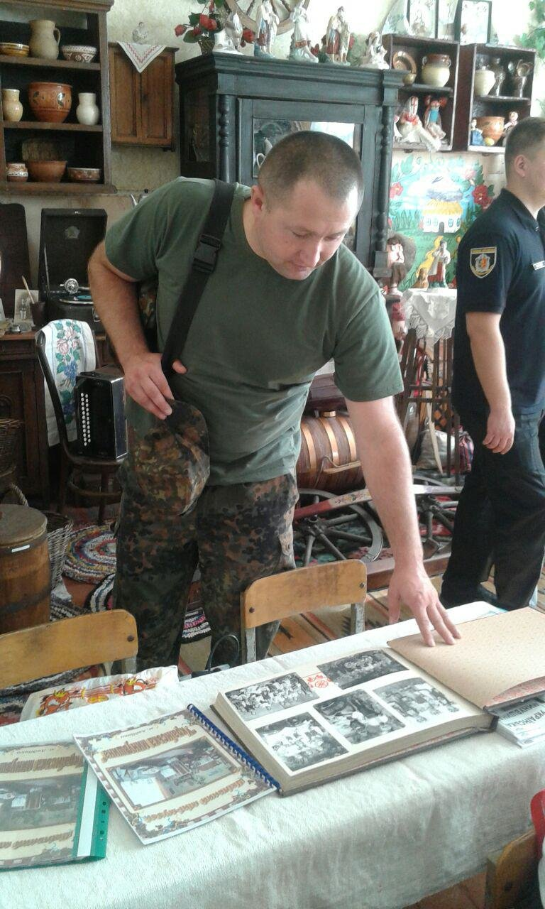 Авдеевка открыла сердца для полицейских с Хмельниччины (ФОТО), фото-12