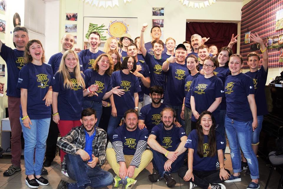 Волонтерский лагерь «БУР» закроет сезон - 2017  в Авдеевке (ФОТО), фото-2