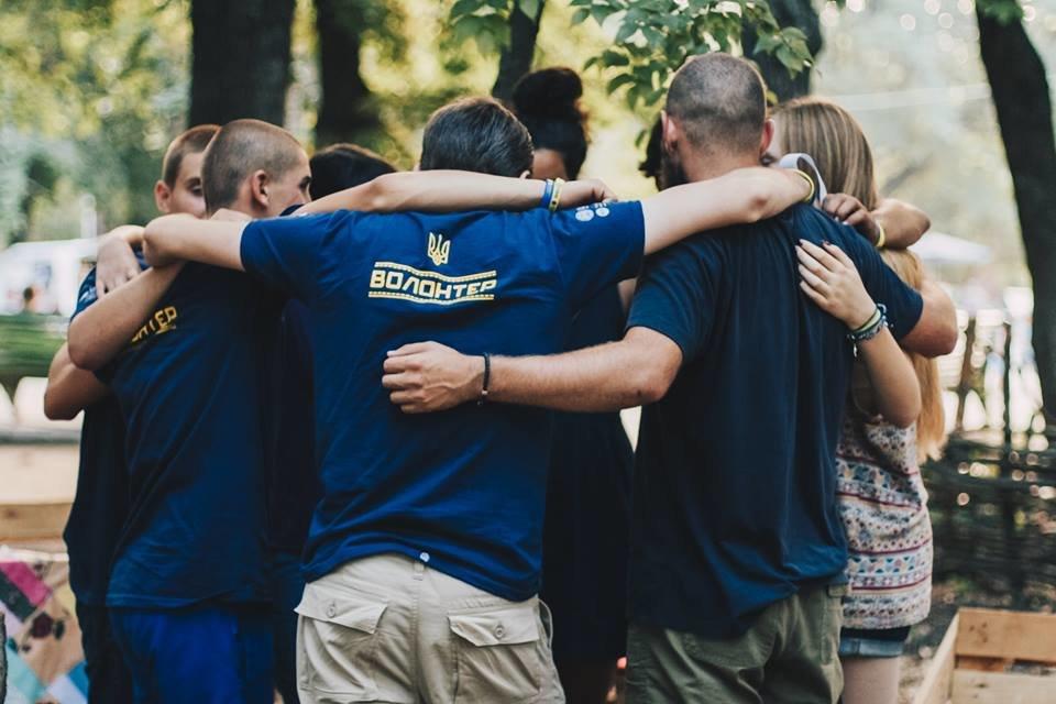Волонтерский лагерь «БУР» закроет сезон - 2017  в Авдеевке (ФОТО), фото-1