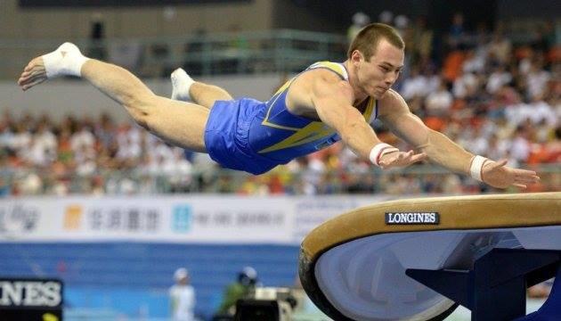 Украинские гимнасты стали серебряными призерами чемпионата мира в Канаде (ФОТО), фото-4