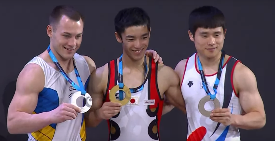 Украинские гимнасты стали серебряными призерами чемпионата мира в Канаде (ФОТО), фото-2