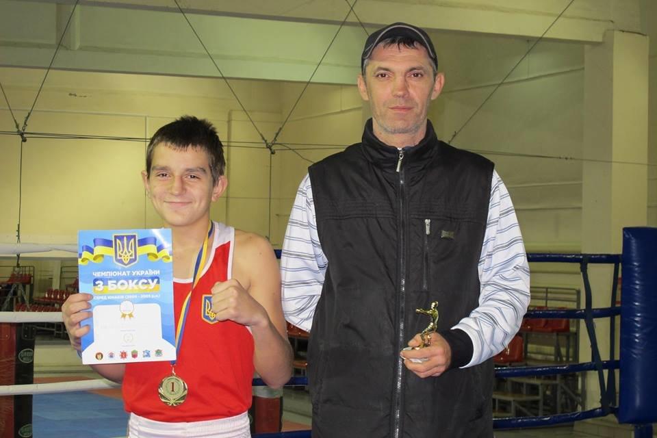 Авдеевский боксер стал №1 в сборной Украины по боксу среди юношей (ФОТО), фото-2