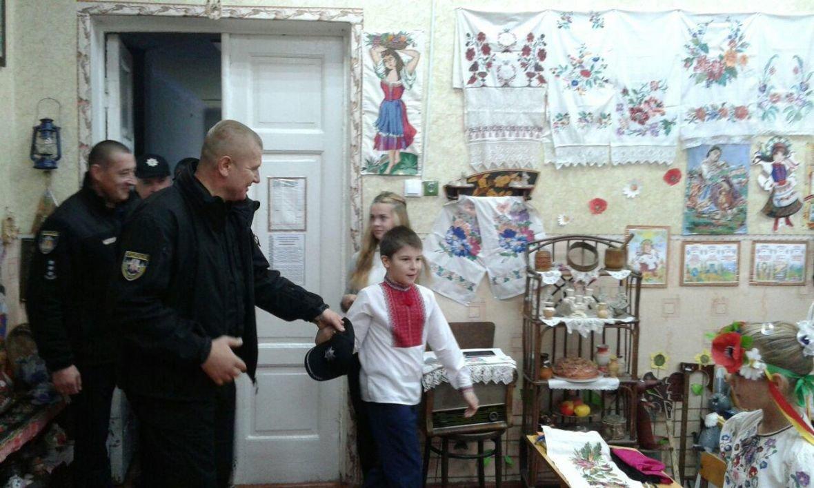 Авдеевку посетил глава Нацполиции Донецкой области (ФОТО), фото-4