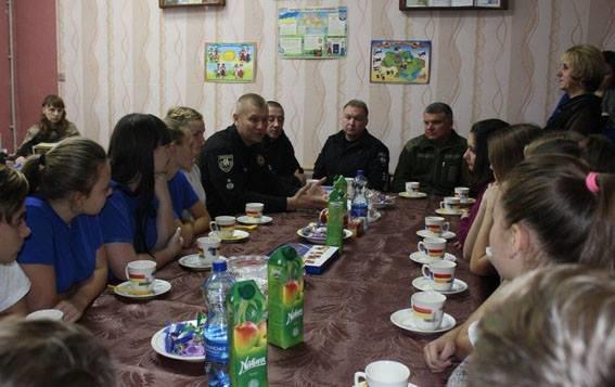 Авдеевку посетил глава Нацполиции Донецкой области (ФОТО), фото-8
