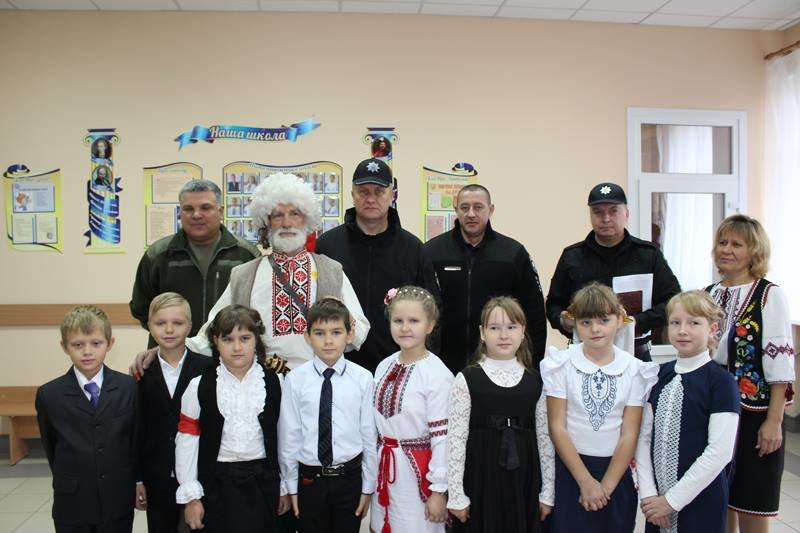 Авдеевку посетил глава Нацполиции Донецкой области (ФОТО), фото-1