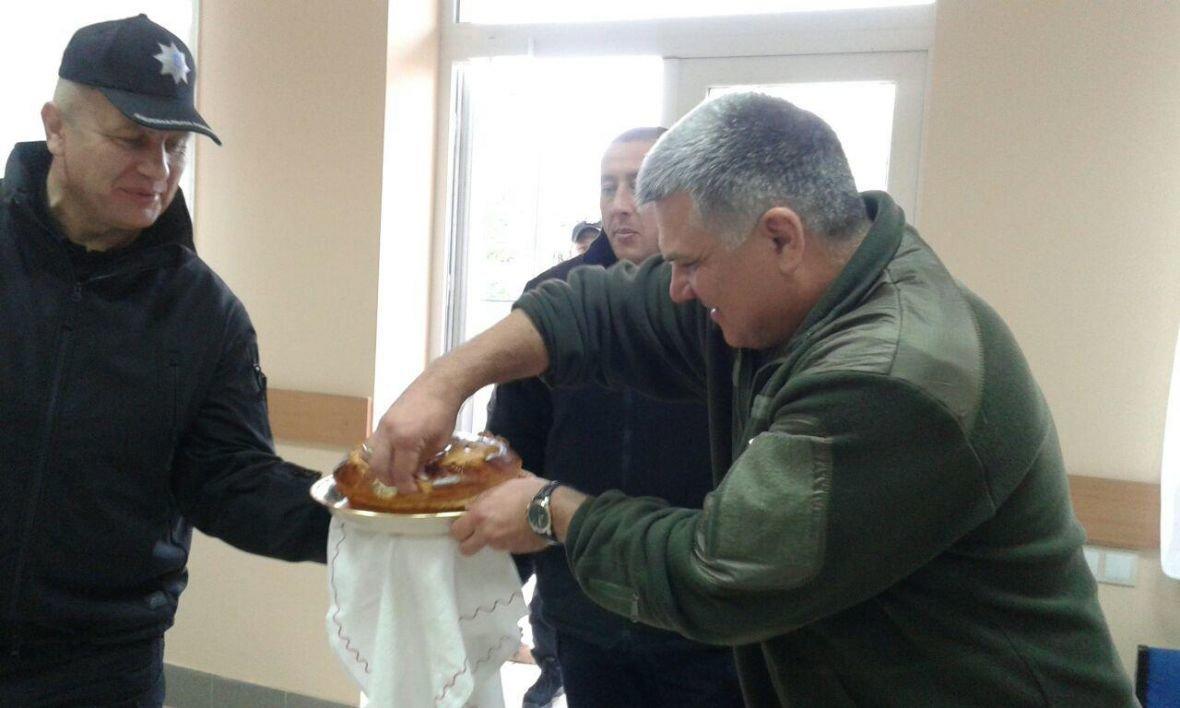 Авдеевку посетил глава Нацполиции Донецкой области (ФОТО), фото-2