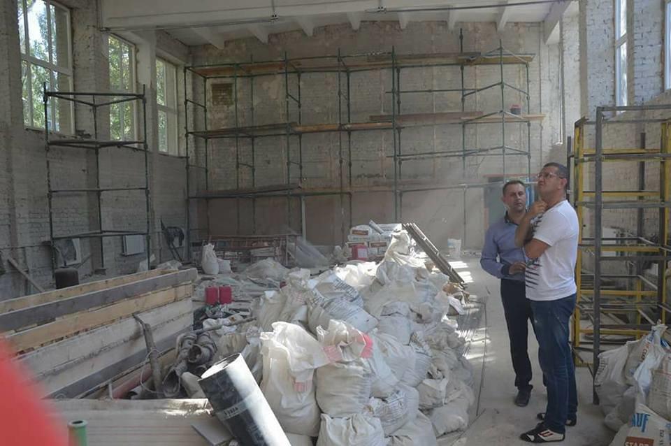 Программа Социального Партнерства: Заводчане АКХЗ спешат завершить ремонтные работы на городских объектах, фото-1