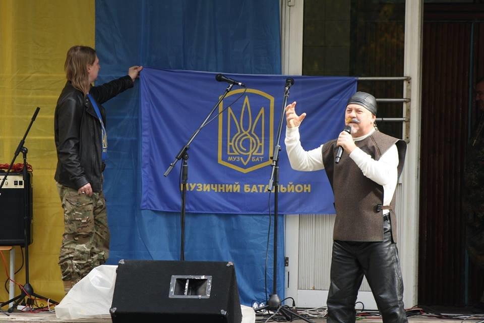 В Авдеевке отметили День Защитника Украины (ФОТООТЧЕТ), фото-12