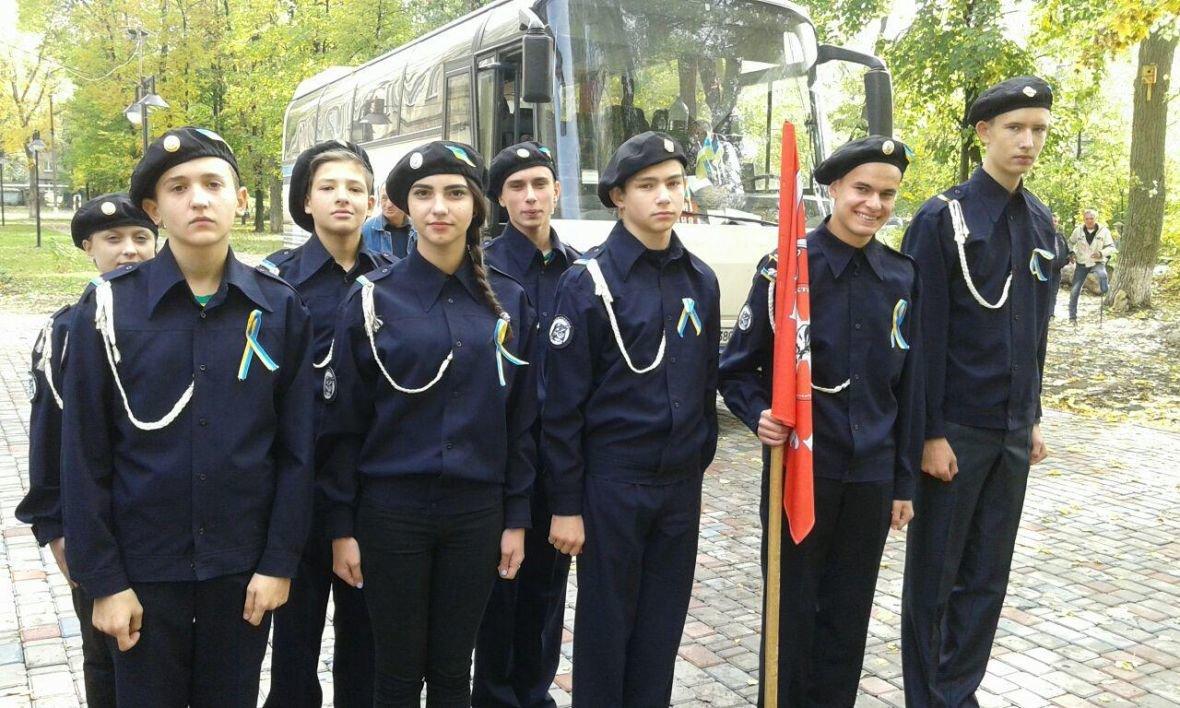 В Авдеевке отметили День Защитника Украины (ФОТООТЧЕТ), фото-8