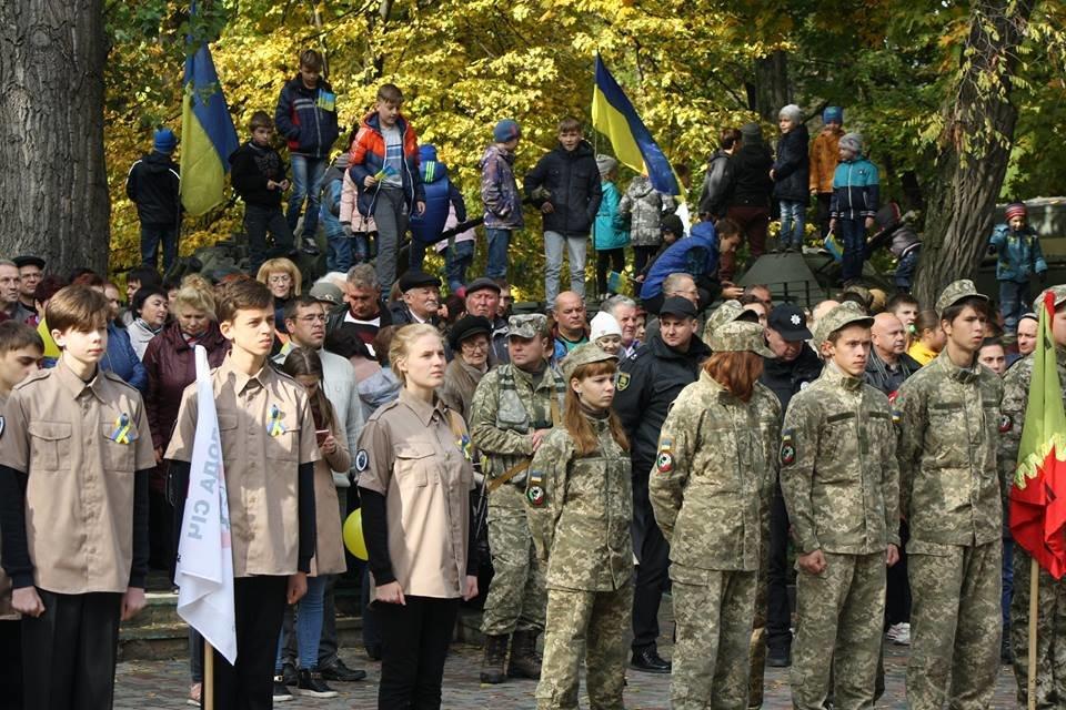 В Авдеевке отметили День Защитника Украины (ФОТООТЧЕТ), фото-6