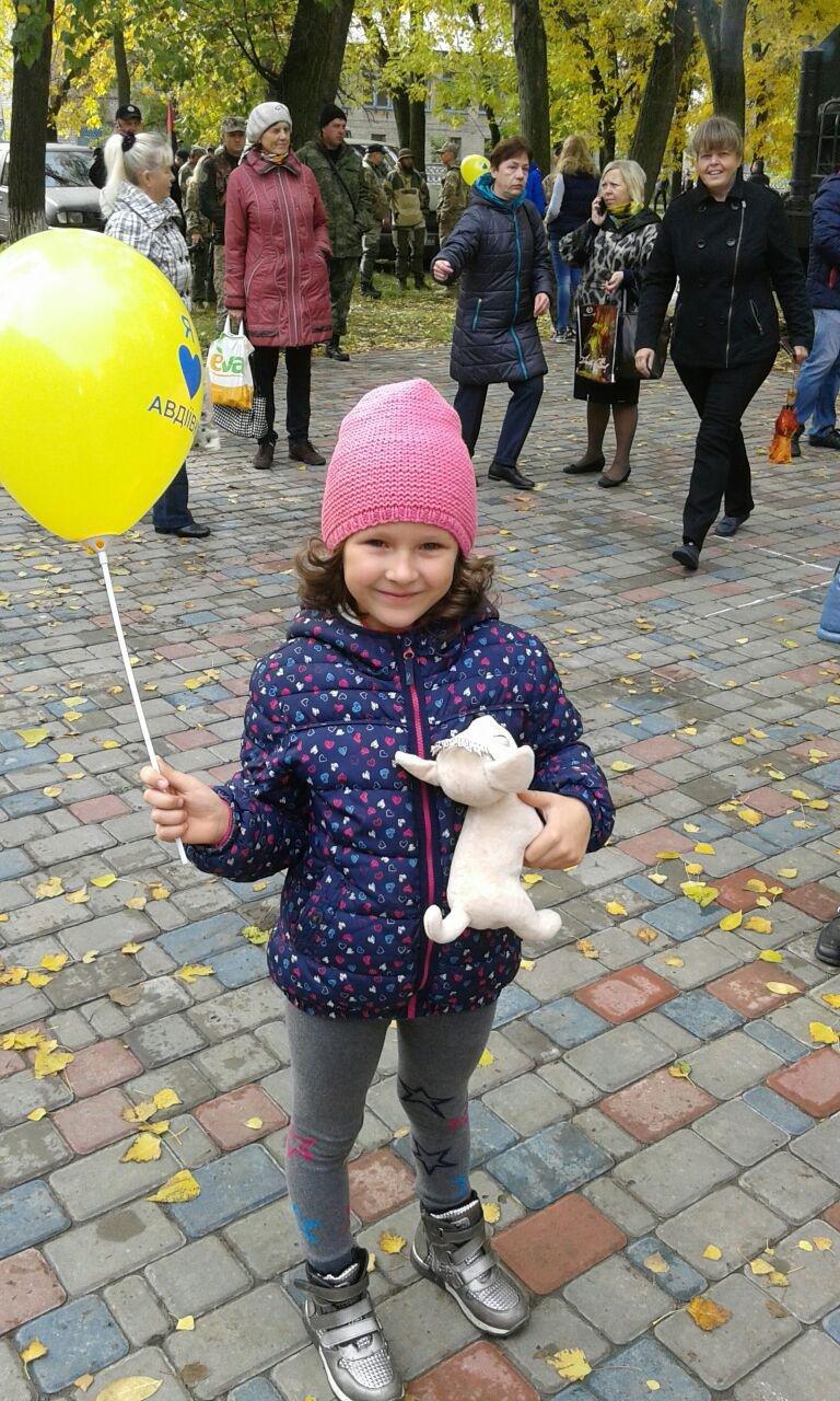 В Авдеевке отметили День Защитника Украины (ФОТООТЧЕТ), фото-3