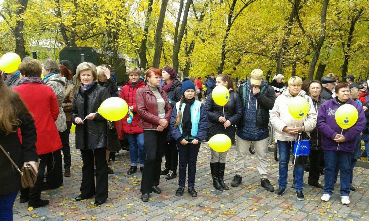 В Авдеевке отметили День Защитника Украины (ФОТООТЧЕТ), фото-2