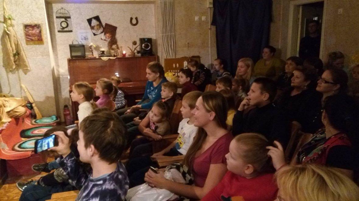 Кукольный театр по-авдеевски (ФОТОФАКТ), фото-1