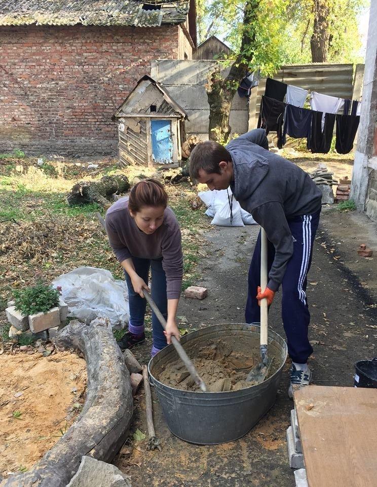 Всеукраинский волонтерский лагерь «Строим Украину вместе» (БУР) завершил сезон в Авдеевке (ФОТО), фото-5