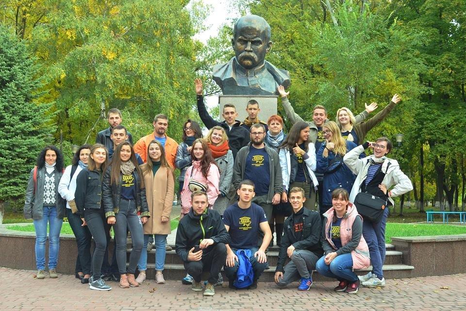 Всеукраинский волонтерский лагерь «Строим Украину вместе» (БУР) завершил сезон в Авдеевке (ФОТО), фото-3