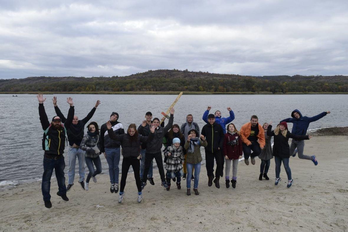 Всеукраинский волонтерский лагерь «Строим Украину вместе» (БУР) завершил сезон в Авдеевке (ФОТО), фото-2