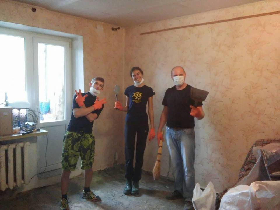 Всеукраинский волонтерский лагерь «Строим Украину вместе» (БУР) завершил сезон в Авдеевке (ФОТО), фото-1