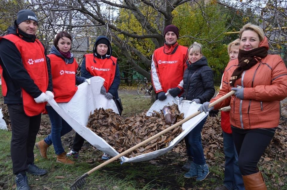 В Авдеевке провели экологический субботник (ФОТО/ВИДЕО), фото-2