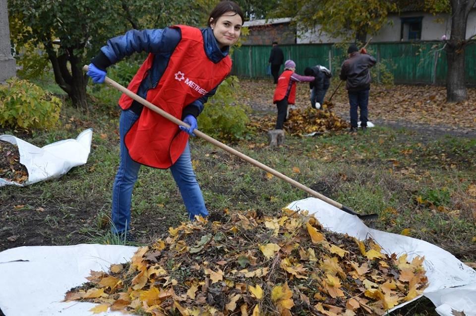 В Авдеевке провели экологический субботник (ФОТО/ВИДЕО), фото-3