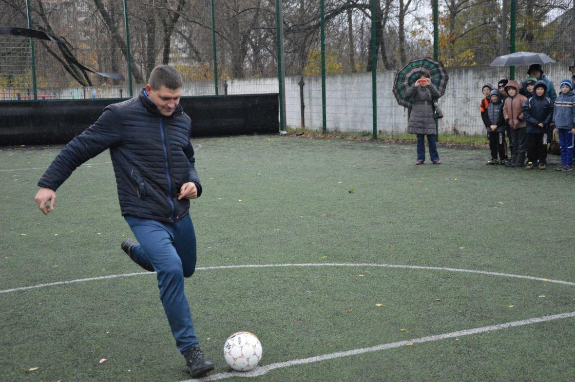 В Авдеевке стартовал турнир по мини-футболу на Кубок Мусы Магомедова (ФОТО), фото-8