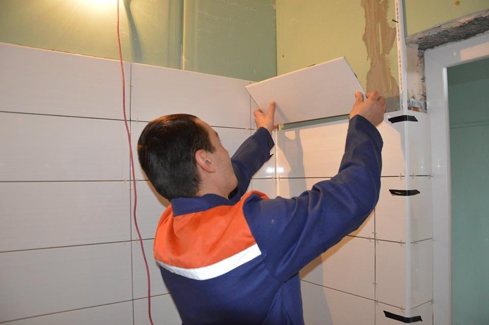 В Авдеевке восстанавливают линейную поликлинику (ФОТО), фото-3