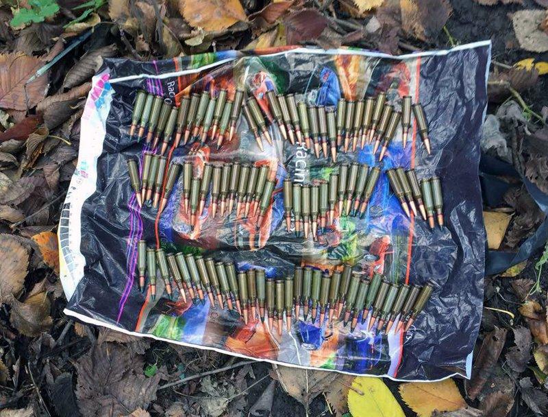 В Авдеевке продолжают находить боеприпасы (ФОТО), фото-1